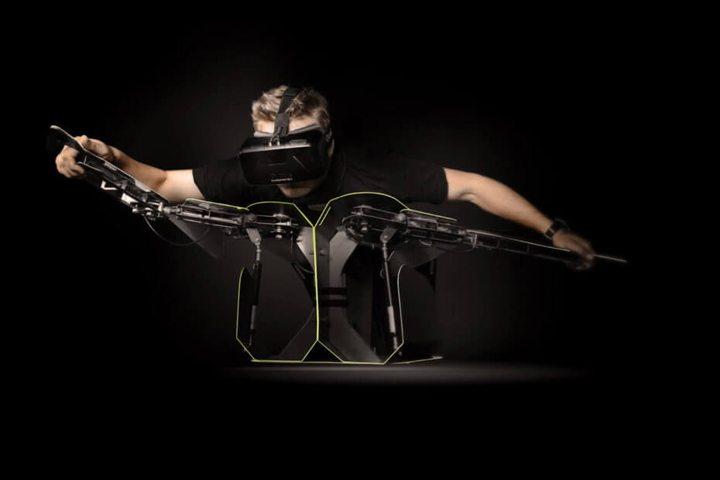 hypersuit VR 720