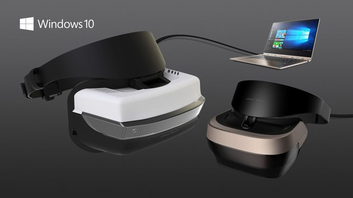 windows VR 720