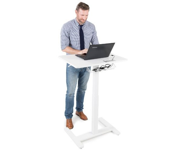 FitDesk Sit-to-Stand Adjustable Height Desk