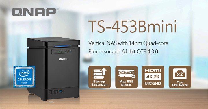 QNAP TS-453Bmini