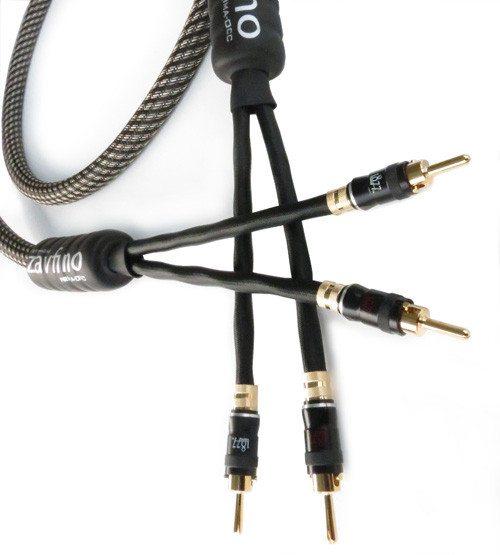 Zavfino 1877Phono Cables The Prima-OCC speaker cable