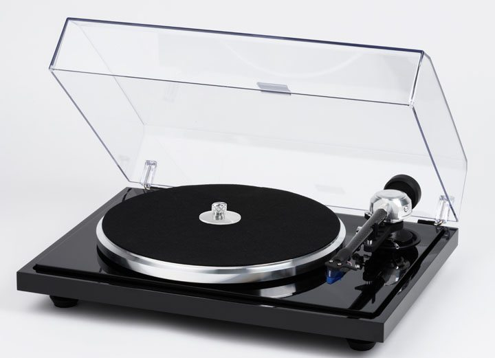 European Audio Team B-Sharp Turntable 1