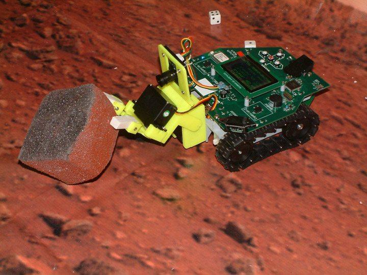 Jade Robot NOVO