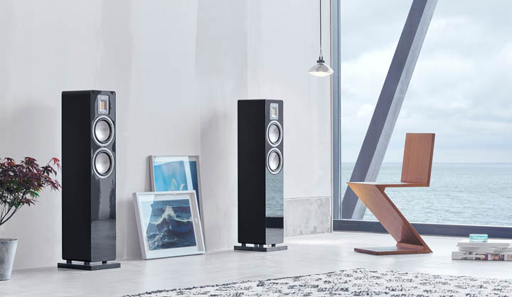 Audiovector QR3 Loudspeakers Review 01