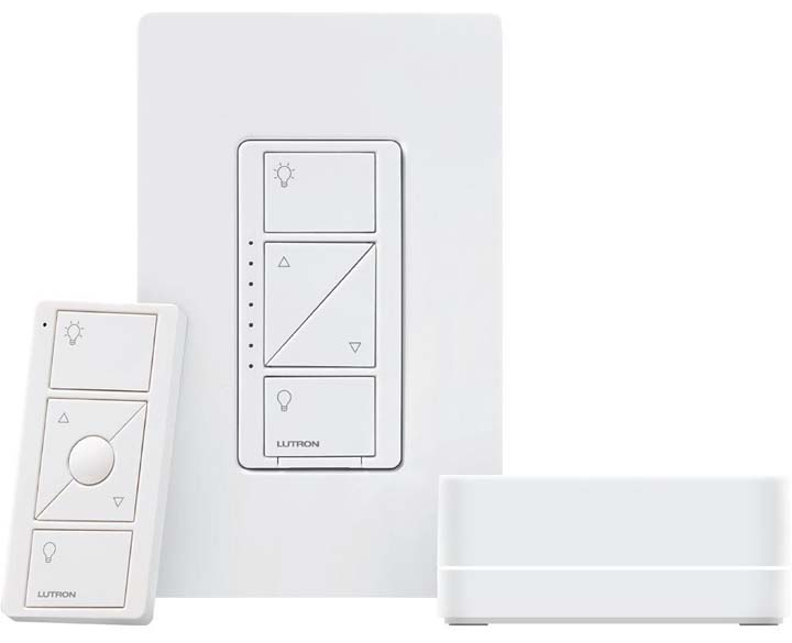 Lutron Caseta Wireless Dimmer Kit 01