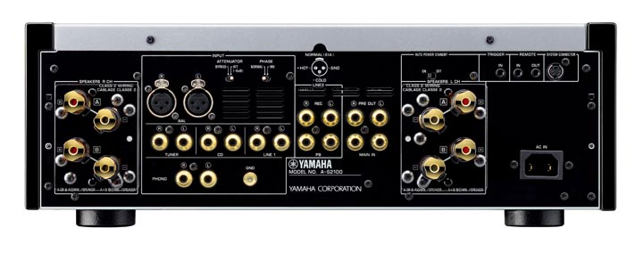 Yamaha A-S2100 Integrated Amplifier Review 003