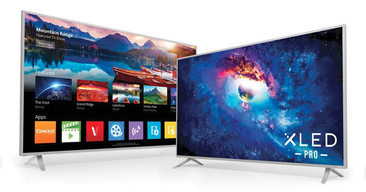 VIZIO SmartCast P-Series Ultra HD HDR XLED Pro Displays Now Available 02