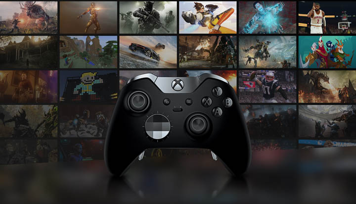 Xbox One X 04