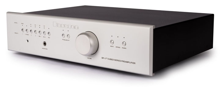 bryston bp 17 cubed series preamplifier novo audio and rh novo press