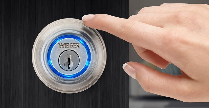weiser Kevo Touch-to-Open Smart Locks 03