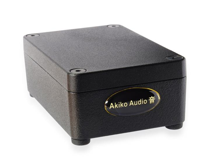 Akiko Audio Phono Booster Front (Custom)
