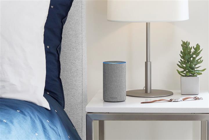 Amazon Echo 2nd Generation 2 (Custom)