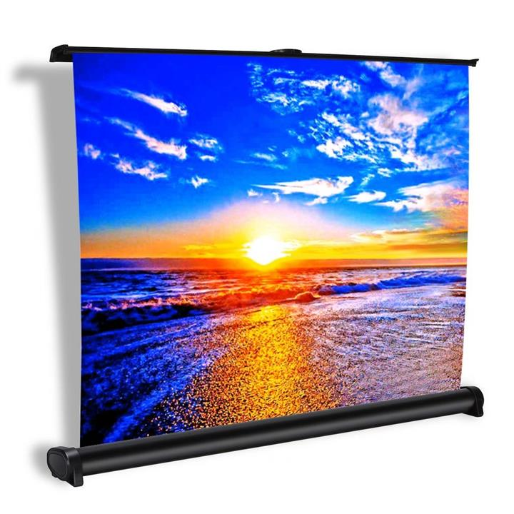 Auledio Portable 5- Inch Projection Screen (Custom)