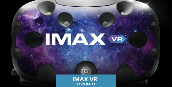 Cineplex Imax VR 01 (Custom)