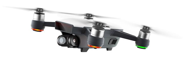 DJI Spark Drone 01 (Custom)