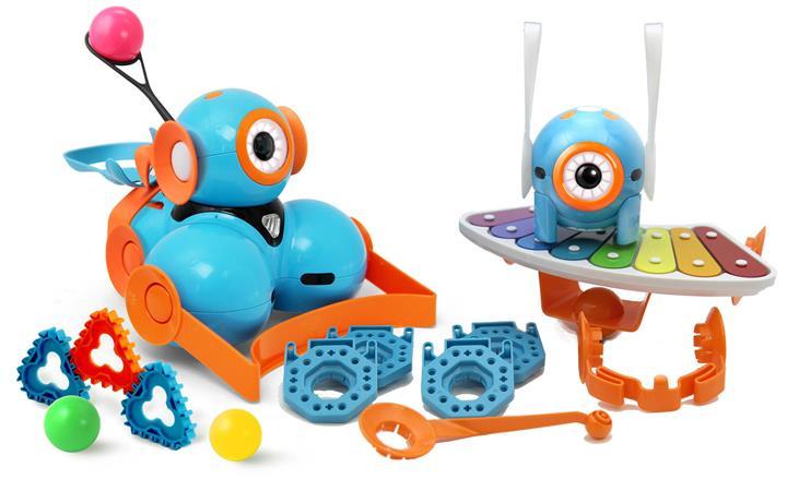 Dash and Dot Robots Wonder Pack (Custom)
