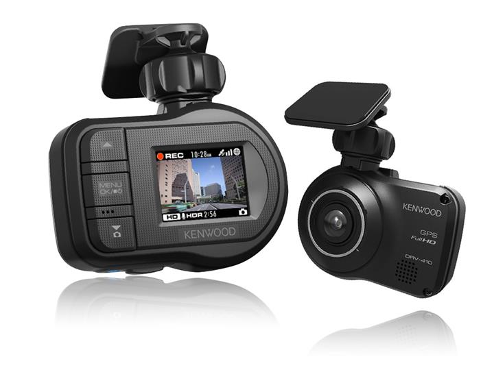 KENWOOD DRV-410 Dashboard Camera 03 (Custom)