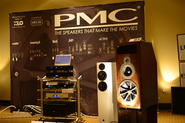 PMC speakers (Custom)