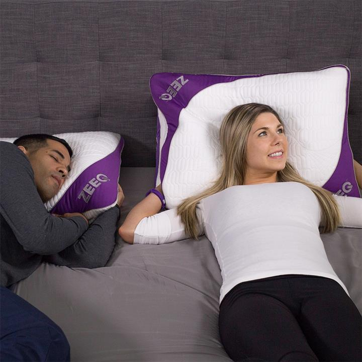 REM-Fit ZEEQ Smart Pillow 01 (Custom)