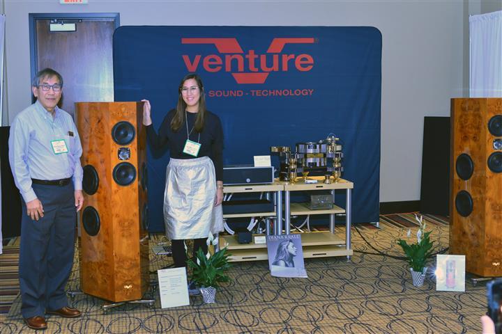 Venture Audio (Custom)
