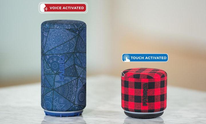 Fabriq Chorus and Riff Alexa-equipped Speakers 01
