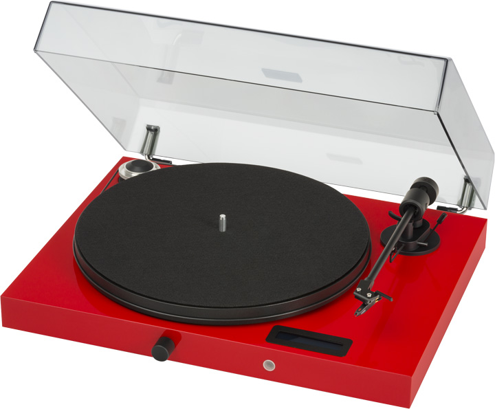 Pro-Ject Audio Juke Box E Turntable 01