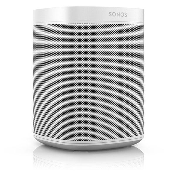 Sonos One Smart Speaker with Built-in Alexa 01