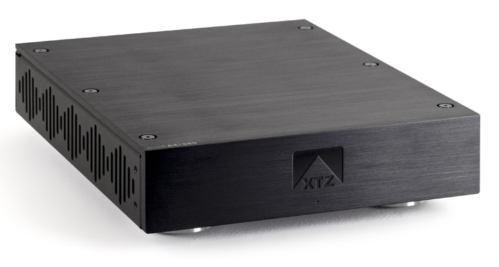 XTZ Sound EDGE_A2-300_Front_Top.4500x3000