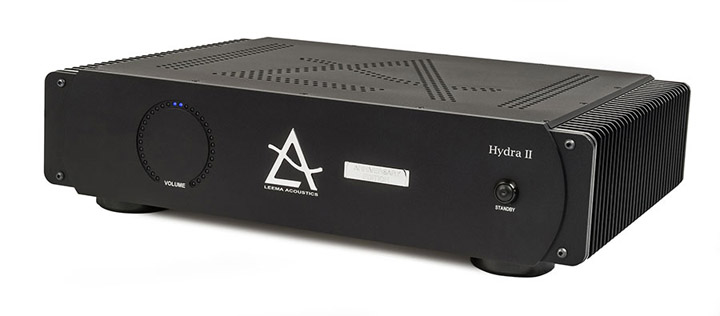 Leema Acoustics Classic Hydra II Anniversary Edition power amp