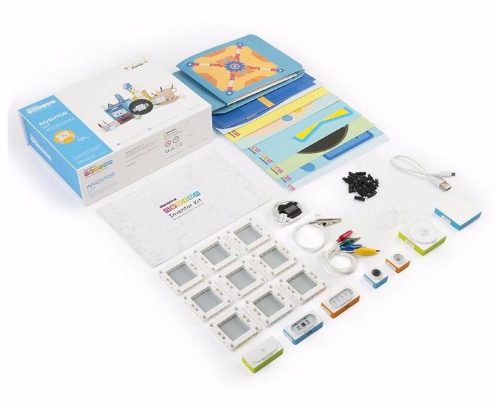 Logics Academy Neuron Inventor Kit NOVO magazine 01