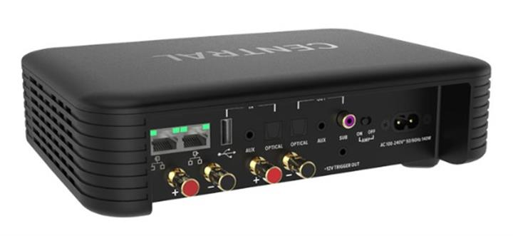 RIVA Audio CENTRAL Wireless Amplifier System 02 (Custom)