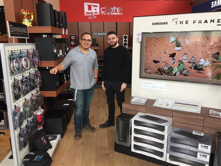 Ken and Shaun Update TV (Custom)