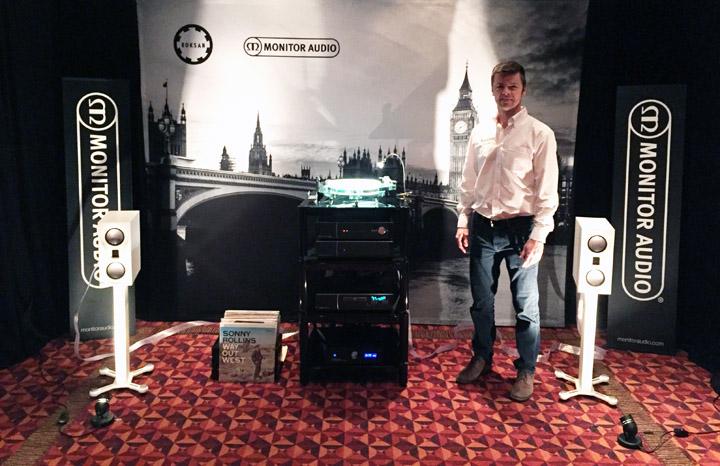 Kevro Monitor Audio Roksan 01