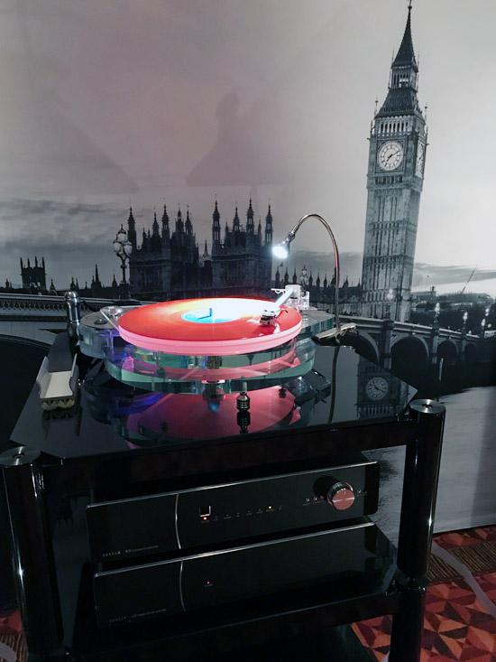 Kevro Monitor Audio Roksan 02a