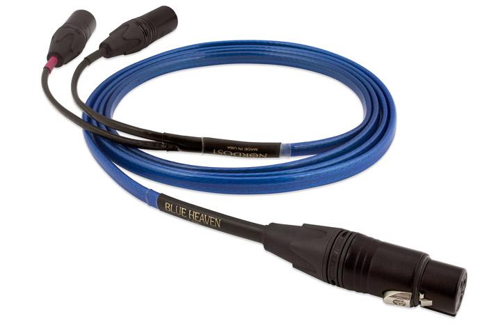 Nordost Blue Heaven Subwoofer Cable XLR Y