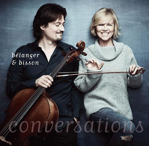 Vincent Bélanger and Anne Bisson