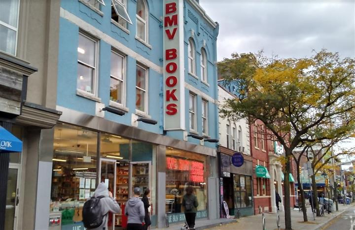 BMV Books Toronto (Custom)