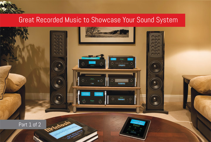 Great Recorded Music to Showcase Your Sound System.indd