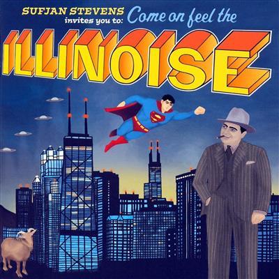 Sufjan Stevens Come on Feel The Illinoise (Custom)