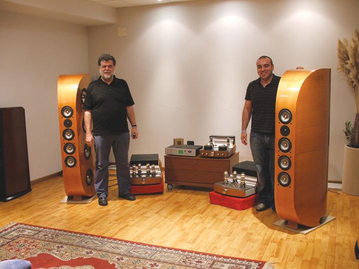 Unison Research Mario Bon, Speaker Engineer Mario Bon, Speaker Engineer;