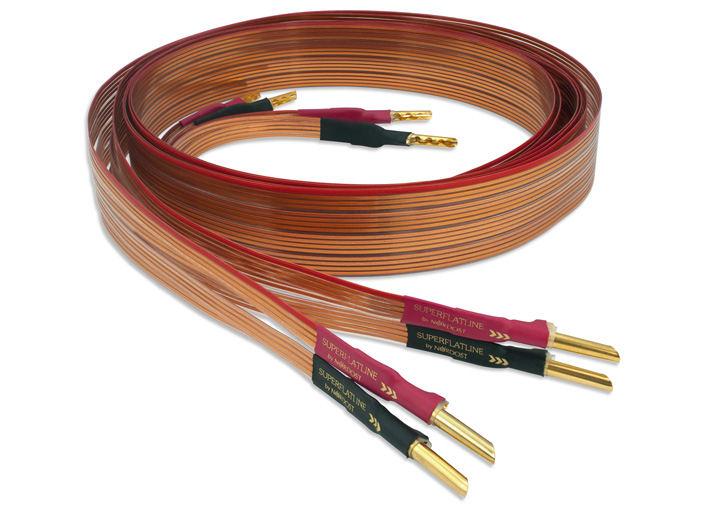 Nordost SuperFlatline speaker cable 720