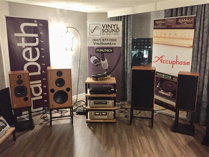 Vinyl Sound Canada (Custom)