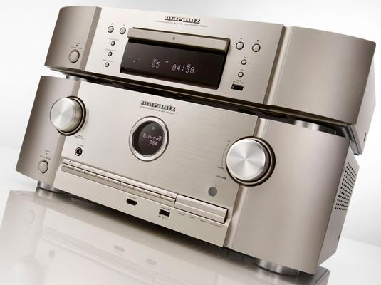 Marantz SR5007 Receiver and UD5007 Universal Player – NOVO Audio and