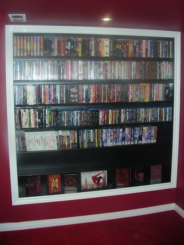 Building a Dream Basement Home Theatre: A Reader's Passion and