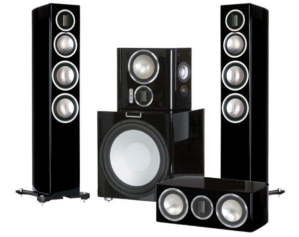 Monitor Audio Gold GX 5