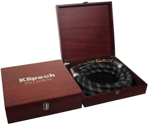 Klipsch Introduces New Speaker Cables