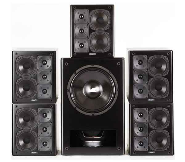 MK Sound MK150THX Speaker System