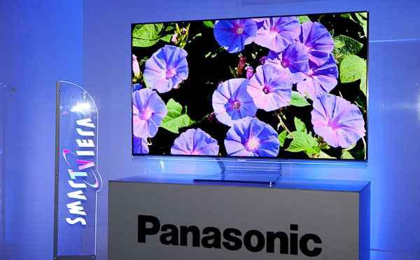Panasonic LED LCD HDTVs CES 2013