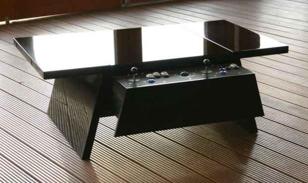 Surface Tension Double7 Arcade Coffee Table
