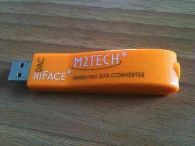 M2tech HiFace DAC 384-32bit